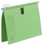 Hängehefter A4 chic 230g Recyclingkarton grün kaufmännische Heftung 100552109