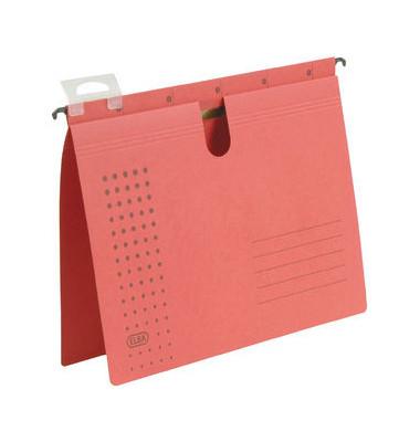 Hängehefter chic 85741 A4 230g Karton rot kaufmännische Heftung