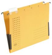 Hängetasche A4 chic gelb mit Sichtreiter 230g bis 300 Blatt Recyclingkarton 100552103