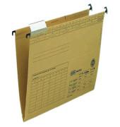 Hängemappe VL RC-Karton f. A4 natron 318x6x240mm f.330Bl. 100560075