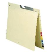 Pendelhefter spektral 90402 A4 230g Karton chamois Amtsheftung