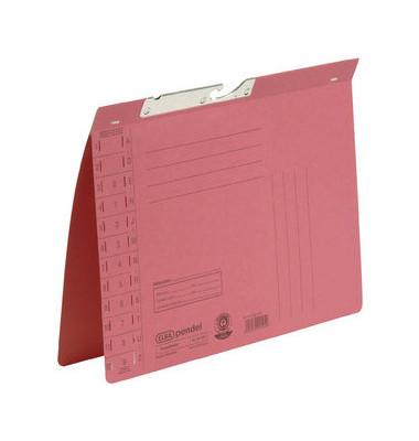 Pendelhefter 90431 A4 320g Karton rot Amtsheftung