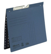 Pendelhefter 90462 A4 320g Karton blau kaufmännische Heftung / Amtsheftung