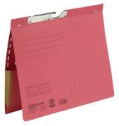 Pendelhefter 90463 A4 320g Karton rot kaufmännische Heftung mit Dehntasche