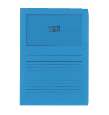 Ordo Classico Organis.mäppchen int.blau 220x310mm120 100 St