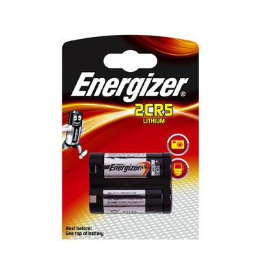 Fotobatterie Lithium Photo 2CR5