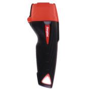 Taschenlampe Impact Rubber rot/schwarz