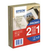 Inkjet-Fotopapier 10x15cm S042167 Premium einseitig glänzend 225g 80 Blatt