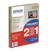 Inkjet-Fotopapier A4 S042169 Premium einseitig glänzend 255g 30 Blatt