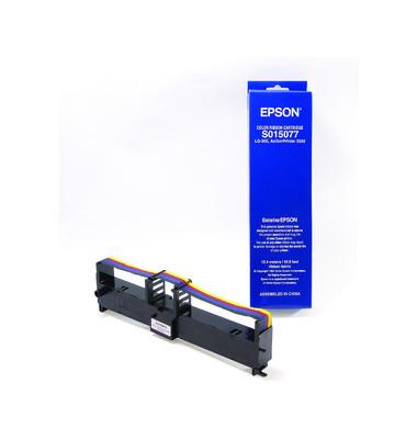Farbband für Epson LQ-300/300+/300+II 4-farbig Nylon