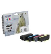 Druckerpatrone 26XL sw/farbig 1 x 12,2/3 x 9,7ml 4er Pack