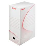 Archivbox weiß 15 x 25 x 35 cm DIN A4