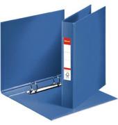 Ringbuch 47685 A5 blau 2-Ring Ø 25mm