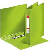 Ringbuch 47686 A5 grün 2-Ring Ø 25mm