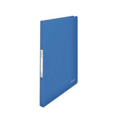 Ringbuch 624031 Vivida A4 blau 2-Ring Ø 16mm