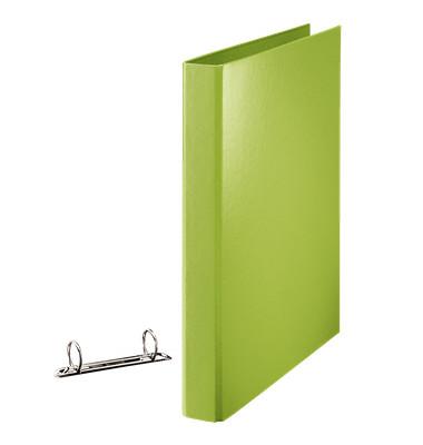 Ringbuch 82326 A4 grün 2-Ring Ø 25mm