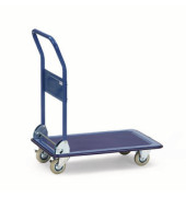 Transportwagen 3100 blau Tragkraft 150 kg