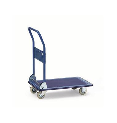 Transportwagen 3101 blau Tragkraft 250 kg