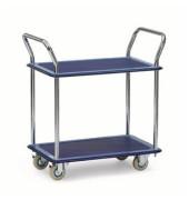 Transportwagen 3112 blau Tragkraft 120 kg