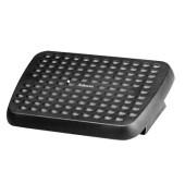Fußstütze ergonomisches Design standard schwarz/grau