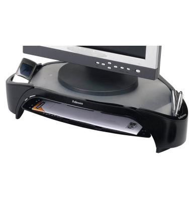 Monitorständer Smart-Suites sw/si bis 21Z. m.Zubeh.