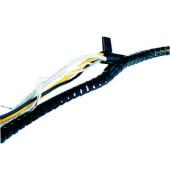 Spiralkabelführung Durchm.20mm CableZip Länge:2m
