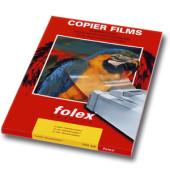 Kopierfolie X-100 A4 klar 0,1mm 100 Blatt