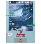 Kopierfolie X-500 35000.100.44000, A4, für Kopierer, 0,1mm, Overhead-Folie, transparent klar, 100 Blatt