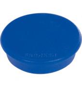 Magnete HM20 24mm bis 300g rund blau