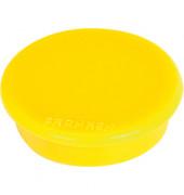 Magnete HM20 24mm bis 300g rund gelb