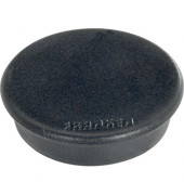 Magnete HM20 24mm bis 300g rund schwarz