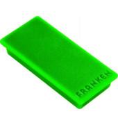 Magnete bis 1,0kg rechteckig grün 10 Stück