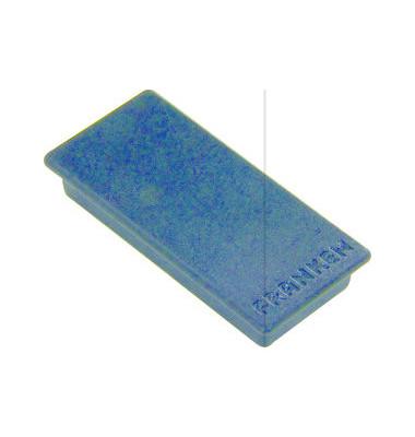 Magnete bis 1,0kg rechteckig schwarz 10 Stück
