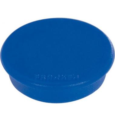 Haftmagnete Durchmesser 38mm blau 10 St