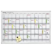 Jahresplaner Jetkalender Januar-Dezember 90 x 60cm