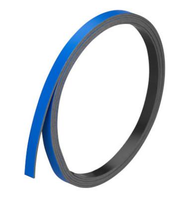 Magnetstreifen 1m x 5mm x 1mm dunkelblau