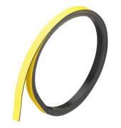 Magnetstreifen 1m x 5mm x 1mm gelb
