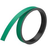 Magnetstreifen 1m x 10mm x 1mm grün
