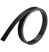 Magnetstreifen 1m x 10mm x 1mm schwarz