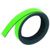 Magnetband, 15 mm x 1 m, hellgrün