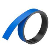 Magnetbänder 1m x 15mm x 1mm blau