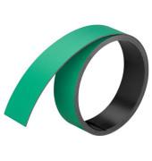 Magnetstreifen 1000 x 20mm grün