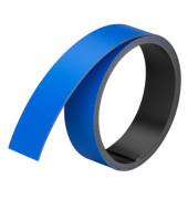 Magnetstreifen 1000 x 20mm blau