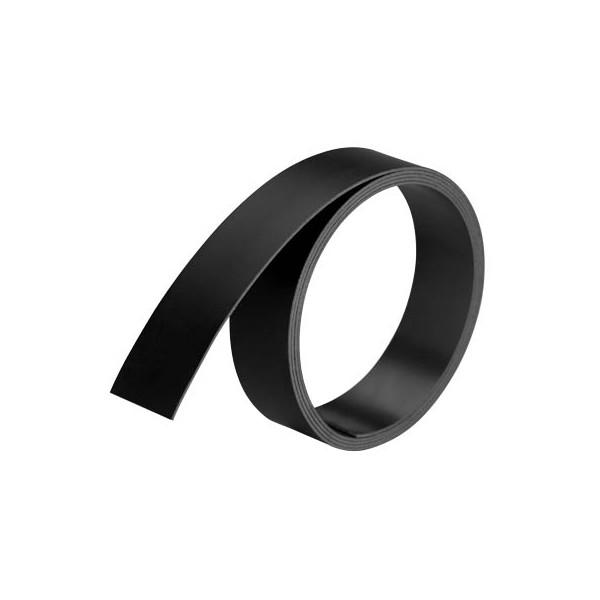 Franken magnetstreifen 1000 x 20mm schwarz for Schreibtisch 1m lang