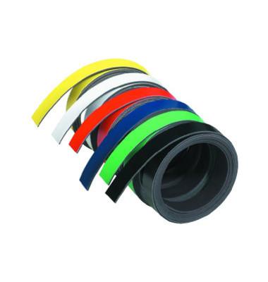 Magnetstreifen 1000x20mm hellgrün beschreibbar