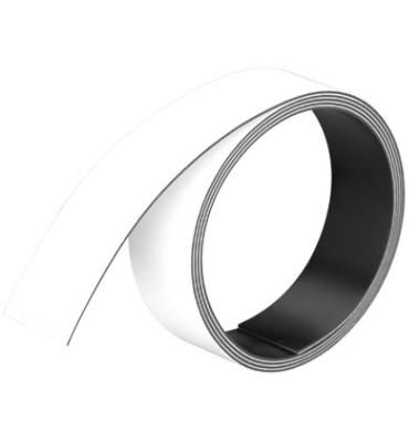 Magnetstreifen 1000 x 20mm weiß