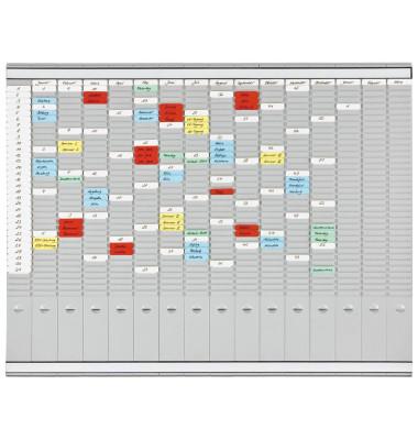 Universalplaner PV 1015 für 15 Monate,16 Bahnen,35 Felder 99,2x78,3cm