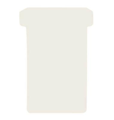 T-Karten TK2 weiß 60/48x85mm 100 St