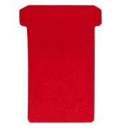 T-Karten TK3 Größe 3 rot 79x118mm 170g blanko 100 Stück