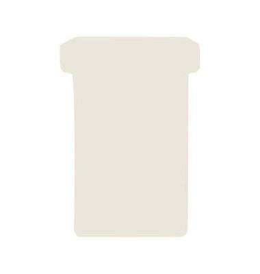 T-Karten TK3 Größe 3 weiß 79x118mm 170g blanko 100 Stück